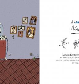 Książka dla dzieci | Rodzina Sztućców